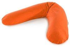 Theraline Stillkissen Das Original EPS-Mikroperlen Jersey rot orange