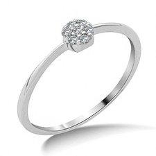 Miore White Gold Diamond Ring (SA983R)