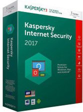 Kaspersky Internet Security 2017 (3 User) (1 Jahr) (DE) (Box)
