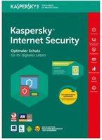Kaspersky Internet Security 2017 Upgrade (3 User) (1 Jahr) (DE) (FFP)