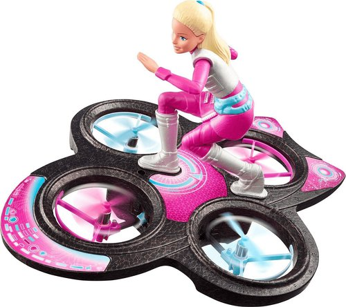 Mattel Barbie DLV45 RC Hoverboard