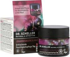 Dr. Scheller Johannisbeere & Marula Erfrischende Feuchtigkeitspflege Tag (50ml)