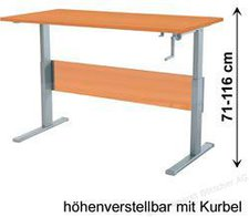Wellemöbel Up&down 2 Twister (Buche)