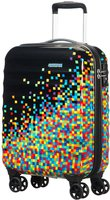 American Tourister Palm Valley Spinner 55 cm pixel black