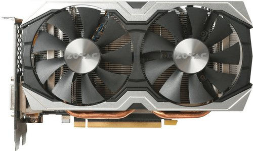 Zotac GeForce GTX 1060 AMP! Edition 6144MB GDDR5