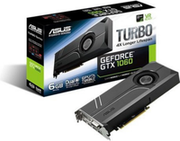 Asus TURBO-GTX1060-6G (6144MB)