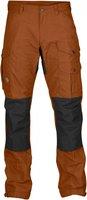 Fjällräven Vidda Pro Trousers Long Autumn Leaf/Dark Grey