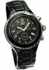 Davis Watches Elegance Ceramic Chrono (0636)