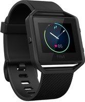 Fitbit Blaze schwarz / gunmetal S