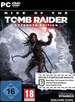 Rise of the Tomb Raider: Extended (PC)