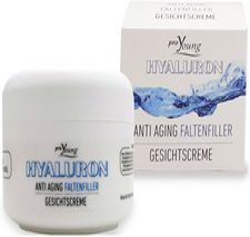 Peter Wierich proYoung Hyaluron Faltenfiller Gesichtscreme (50ml)