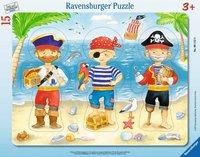 Ravensburger Piraten auf Entdeckungsreise