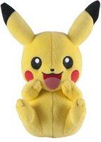 Tomy Pikachu lachend 20 cm