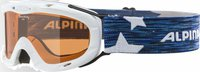 Alpina Eyewear Ruby S white
