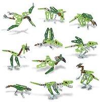 Meccano Dinosaurier
