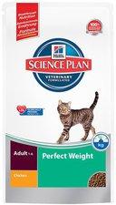 Hills Feline Adult Perfect Weight mit Huhn (250 g)