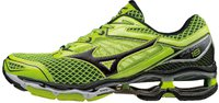 Mizuno Wave Creation 18 safety yellow/black/silver