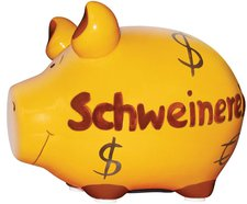 KCG Sparschwein Schweinereich