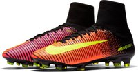 Nike Mercurial Superfly V FG total crimson/volt/black/pink blast