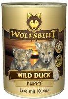 Wolfsblut Wild Duck Puppy Entenfleisch und Kürbis