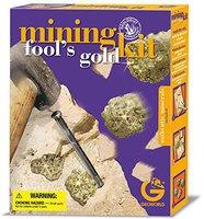 Geoworld Mining Kit Fool's gold