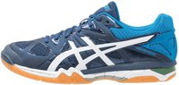 Asics Gel-Tactic poseidon/white/safety yellow