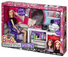Barbie Sparkle Style Salon
