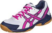 Asics Gel-Visioncourt Women white/pink glow/indigo blue