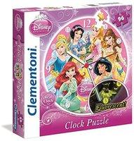 Clementoni Princess Puzzleuhr