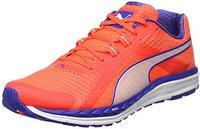 Puma Speed 500 Ignite Women red blast/royal blue/white