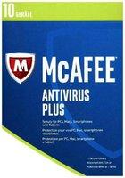 McAfee AntiVirus Plus 2017 (10 Geräte) (1 Jahr)