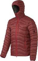 Mammut Broad Peak IS Hooded Jacket Men maroon