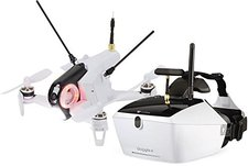 Walkera Rodeo 150 FPV Race Copter weiß RTF + Videobrille (15004450)