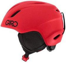 Giro Launch matte bright red