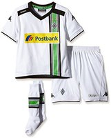 Kappa Borussia Mönchengladbach Home Mini-Kit 2016/2017