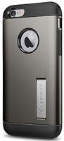 Spigen SGP Slim Armor Stand Case (iPhone 6/6s) gun metal
