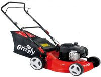 Grizzly BRM 46-141 A-OHV Quattro (rot)