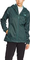 The North Face Damen Quest Jacke Darkest Spruce
