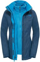 The North Face Damen Evolve II Triclimate Shady Blue