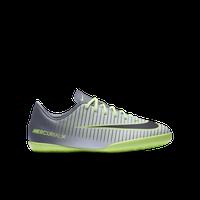 Nike Mercurial Vapor XI IC Jr pure platinum/black/ghost green/clear jade