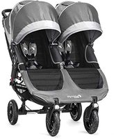 Baby Jogger City Mini GT Double Steel/Gray
