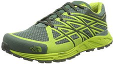 The North Face Ultra Endurance Gtx duck green/lime green