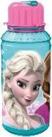 p:os handels GmbH Disney Frozen Die Eiskönigin Tinkflasche mit integriertem Strohhalm