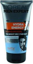 Loreal Hydra Energy Waschgel 3-Tage-Bart (150ml)