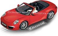 Carrera Evolution Porsche 911 Carrera S Cabriolet (rot)