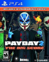 Payday 2: The Big Score (PS4)