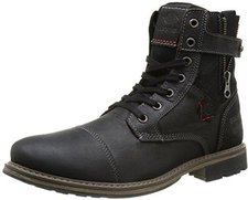 Dockers 355223 Combat Boot black