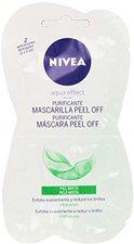 NIVEA Aqua Effect Refining Peel Off Mask (2 x 5 ml)