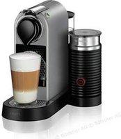 Krups Nespresso New CitiZ XN 760B Silver