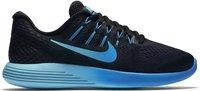 Nike Lunarglide 8 Women black/deep royal blue/photo blue/multi-color